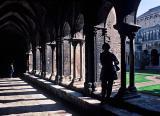 Cloisters in Arles