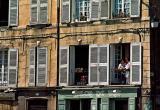 The conversation, Aix-en-Provence