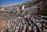 Roman colosseum in Nîmes