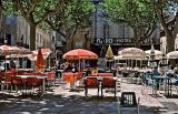Café in Arles