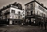 Montmartre, 1970
