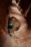 Archway, Lower Antelope Canyon