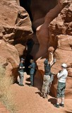 The other end of Upper Antelope Canyon