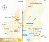 Kanchanaburi Map - Sangkhla buri