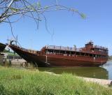 Boat in Phuket City