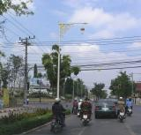 Petchaburi Street Lamp