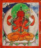 Avalokiteshvara - Jinasagara (Ocean of Conquerors)