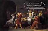 Socrates on the Dollar...