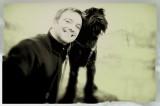 Wolfgang mit Enzo