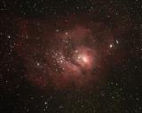 M8 - The Lagoon Nebula 23-Apr-2009