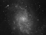 M33 Galaxy in Triangulum  30-Oct-2010