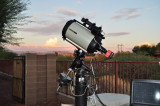 Celestron EdgeHD 9.25 and the SBIG ST-8300M