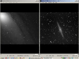 Galactic distances - comparing M31 and NGC891