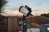 Celestron 9.25 EdgeHD and SBIG ST-8300M