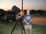 Central Arizona College Astronomy Night - 2012