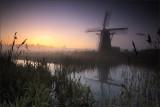 Herringfleet Mill dawn