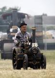 Steam Roller number 1