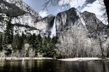 Yosemite in HDR