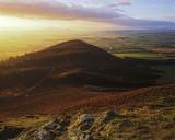Sunrise Eildon Hills