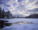 Winter Loch Eilein