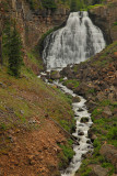 Yellowstone Waterfalls - Summer 2009