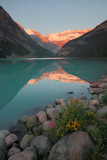 Lake Louise Sunrise - July 2009