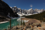 Moraine Lake - June 2010