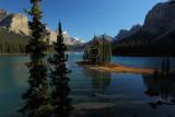 Spirit Island - Jasper National Park