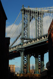 Manhattan Bridge - November 2010