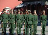 Guards of Forbidden City