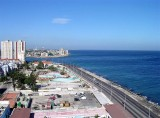 Havana - View of  EL MALECON 2