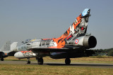 Tijgerprint Franse Mirage 2000