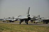 Belgische Demo F-16