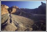 Cajon del Maipo Talus Cone
