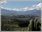 View Towards Andes