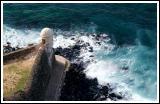 San Cristobal Garita and Ocean