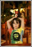 El Che and the Umbrella
