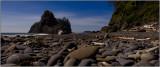 Smooth Rocks on Ruby Beach
