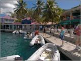 Soper's Hole Wharf and Marina