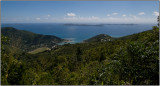 Peter Island as Seen From Tortola