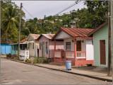 Houses in Anse La Raye