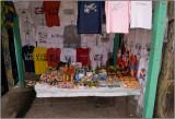 Souvenirs in Anse La Raye