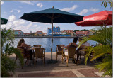 Waterfront Cafe, Willemstad, Curacao