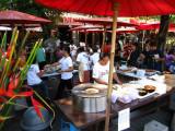 Sunday Market at Cafe Batu Jimbar