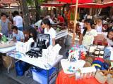 Sunday Market at Batu Jimbar