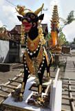Balinese Bull Sarcophagus
