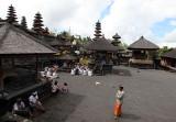 Service at Besakih Temple