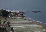 Danau Batur Crater Lake Farming