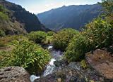 Waimea Canyon below Waipoo Falls