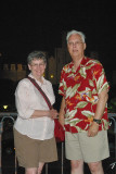 Jim & Glynda at Jackson Square